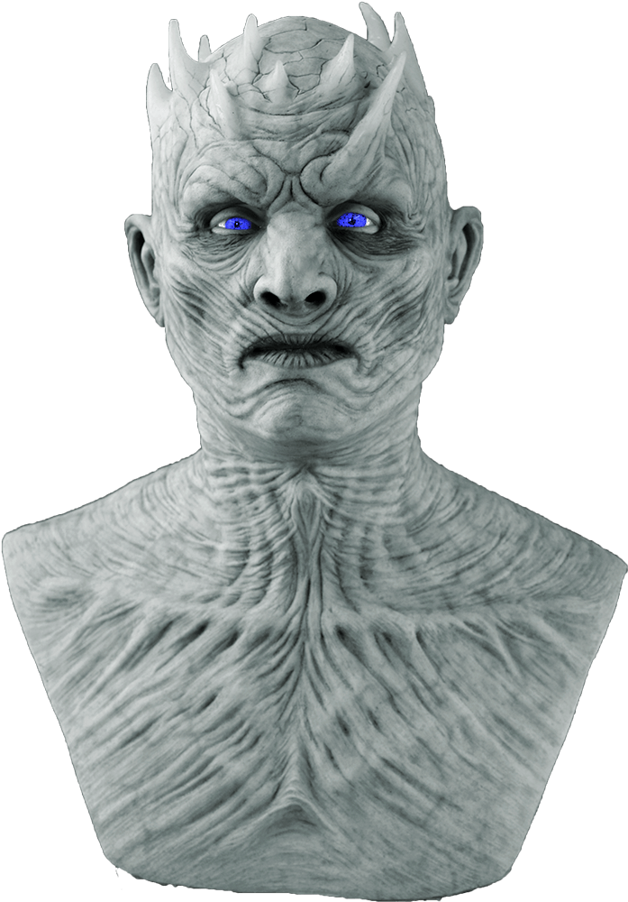 The Night King Silicone Mask  CFX