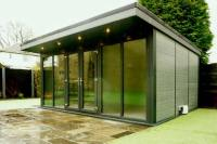Garden Offices | Bespoke Garden Offices | Composite Garden ...