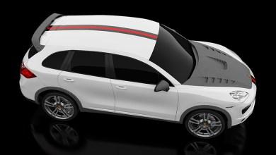 Photo of DMC Designed Porsche Cayenne 958