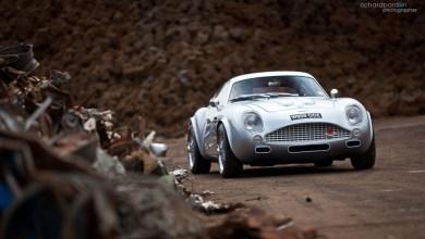Photo of Carbon Fibre Aston Martin DB4 Zagato