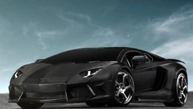 Photo of The Lamborghini Aventador Carbonado by Mansory