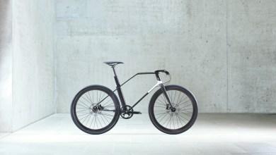 Photo of The Coren Carbon Fibre Bike