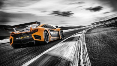 Photo of McLaren GT 12C Can-Am Edition