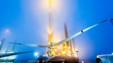Photo of Siemens Installs Six Megawatt Offshore Wind Turbines