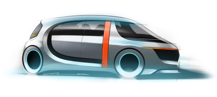 The Electric Taxi