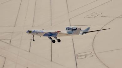 Photo of NASA's X-48 Project Completes Flight Research Campaign