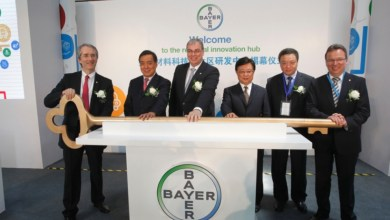 Photo of Bayer Opens New Innovation Hub in China