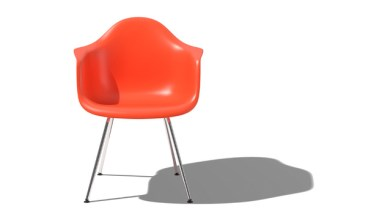 Photo of Iconic Eames Chair is Being Made with Fibreglass Again
