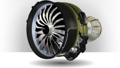 Photo of Composite Innovations in Aircraft Engines