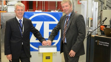 Photo of ZF Opens New Composites Tech Centre
