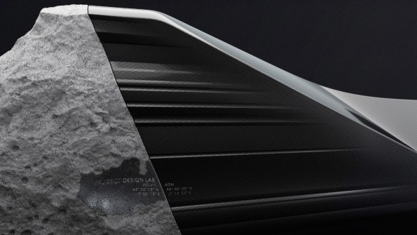 Peugeot Design Lab ONYX Sofa 008