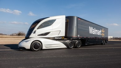 Photo of Walmart Introduce Fuel Efficient Future Truck