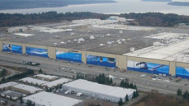Photo of Boeing Expecting a Dust Storm in Everett This Autumn