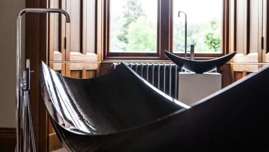Photo of Splinter Works Create New Carbon Fibre Bathroom Range