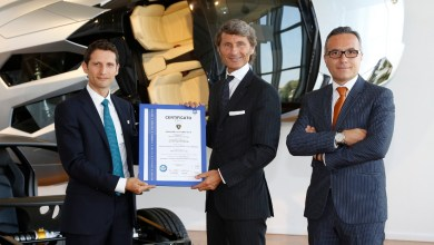 Photo of Lamborghini Is First Automaker Certified for Carbon Fibre Repairs