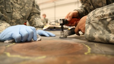 Photo of How the U.S. Army Are Learning to Deal with Composites