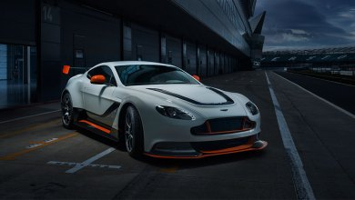 Photo of Aston Martin's New Carbon Fibre Clad Vantage GT12!