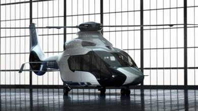 Photo of Airbus Unveils Its Billion Dollar Composite Helicopter