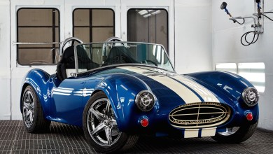 Photo of Researchers Printed This Shelby Cobra Replica Using Carbon Fibre