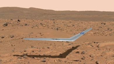 Photo of NASA's New Composite Aircraft Could Be the First to Fly on Mars