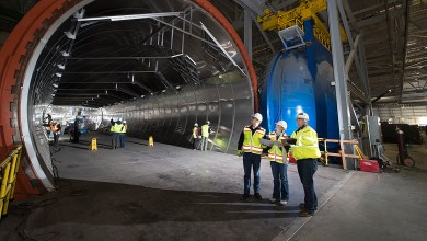 Photo of Boeing Opens New 777X Composites Wing Centre
