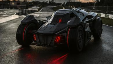 Photo of Gumball 3000 Team Creates Carbon Fibre Batmobile