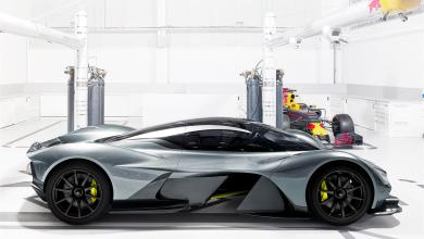 Photo of Aston Martin and Red Bull Racing Unveil New Hypercar