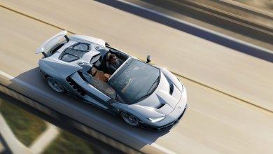 Photo of Lamborghini unveil its Centenario Roadster