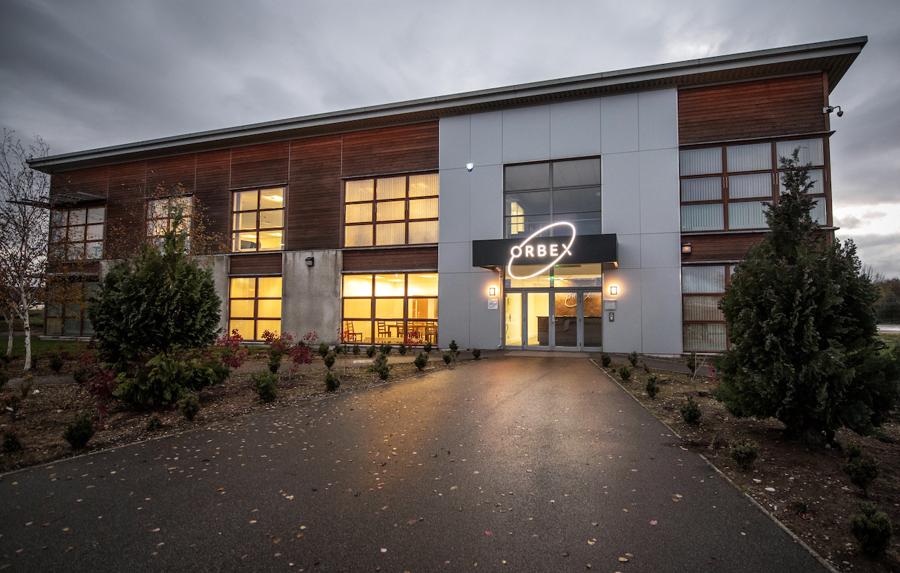 Orbex is headquartered in Forres, Scotland