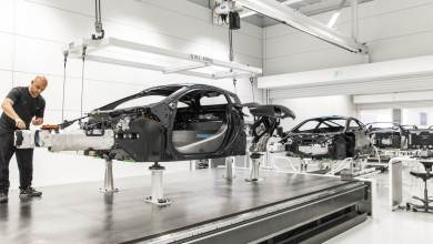 Photo of McLaren looking to double its composites centre workforce