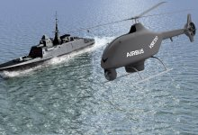 Photo of Airbus' drone helicopter prototype performs first flight