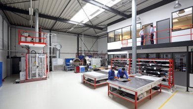 Photo of Solvay joins ThermoPlastic Composites Research Center