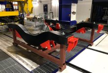 Photo of Worlds First Carbon Fibre Rail Chassis Unveiled