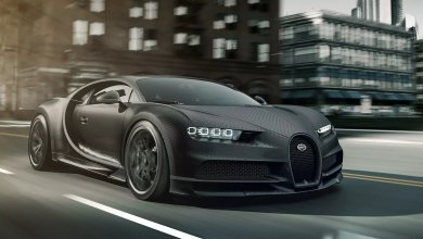 Photo of Bugatti Unveils New Limited Edition Exposed Carbon Fibre Chiron Noire