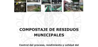 """Libro muy interesante y de libre acceso: """"Compostaje de Residuos Municipales"""" Huerta O, López M, Soliva M, Zaloña M (2010)."""