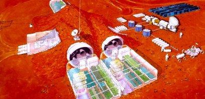¿Llegaremos a producir tomates en Marte?