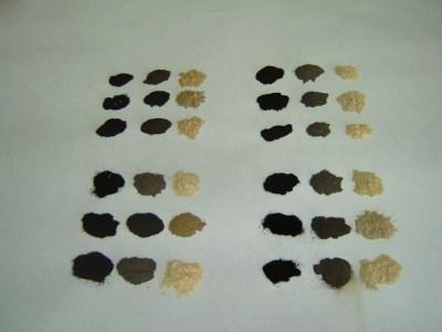 Sustancias húmicas de compost