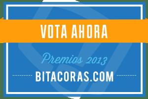 Compostando Ciencia en el TOP TEN de la divulgación científica (Premio Bitácoras 2013, en la categoría de «Mejor Blog de Ciencia»)
