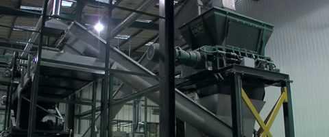 Alta tecnología en el compostaje