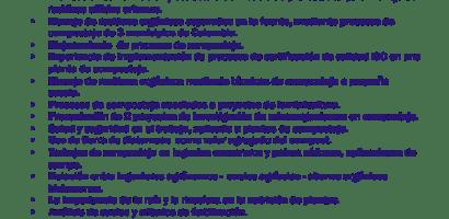 Congreso sobre Compostaje Industrial, Colombia, 12-13 de marzo de 2015