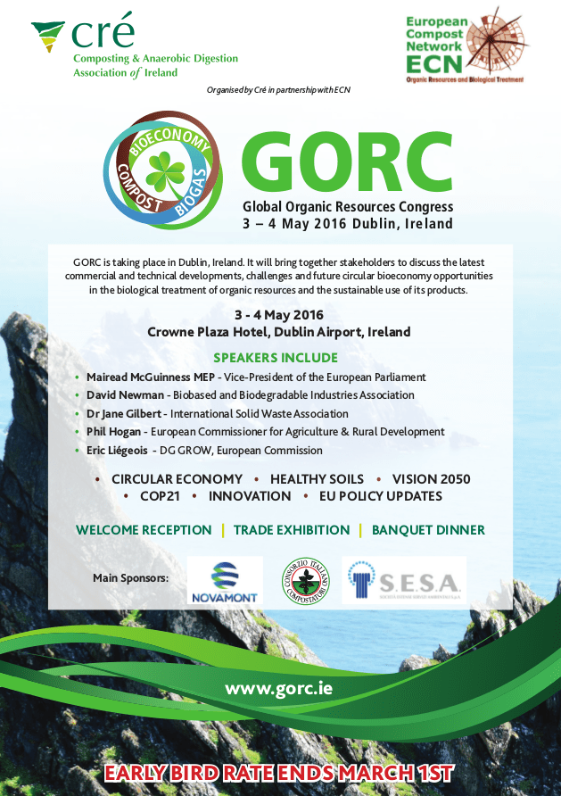 GORC Global Organic Resources Congress