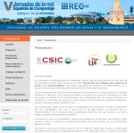 V Jornadas de la Red Española de Compostaje (REC)