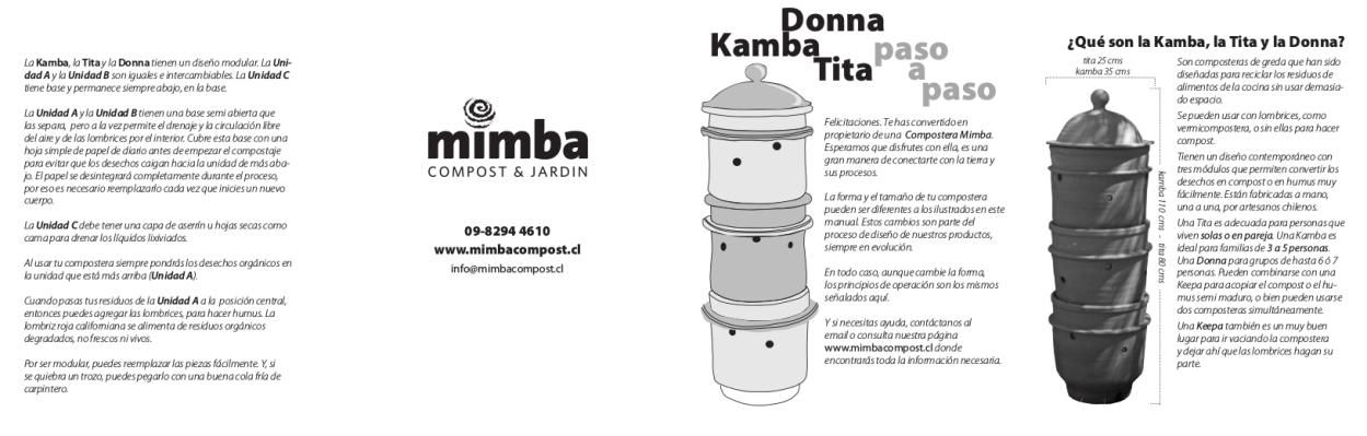Mimba compost