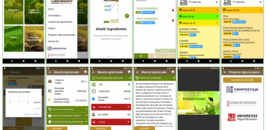 "Disponible la App ""COMPOST CALCULATOR"" elaborada por la Universidad Miguel Hernández (UMH)"