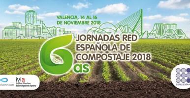 Ya esta abierto el plazo para participar en las sextas jornadas de la Red Española de Compostaje (REC)