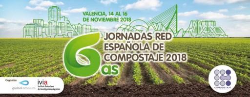 VI Jornadas de la Red Española de Compostaje