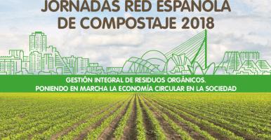 Ponencias de las VI Jornadas de la Red Española de Compostaje (Valencia, 2018)