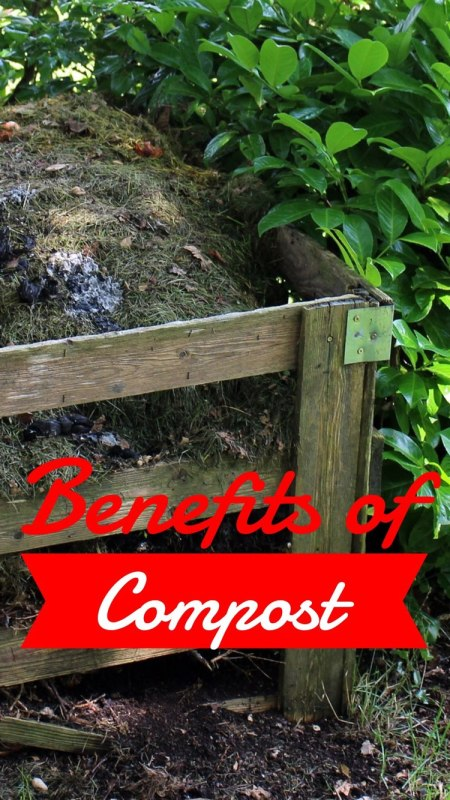 benefits of making compost and using it