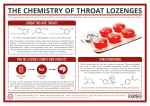 The Chemistry of Throat Lozenges