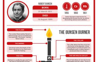 03-31 – Bunsen Burner Day